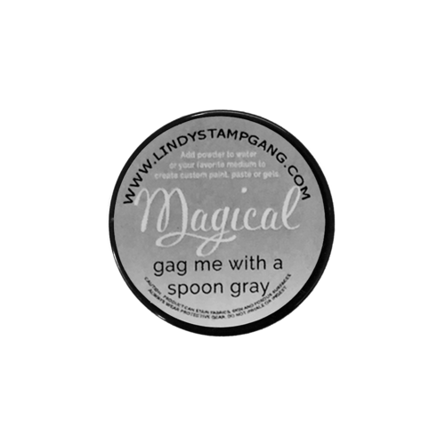Magical Powder 'Gag me with a spoon gray'