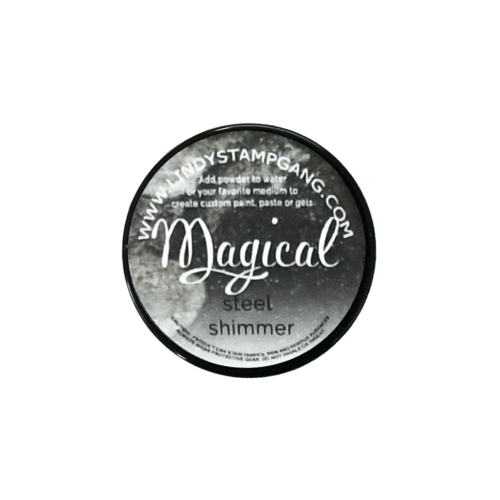 Magical Powder 'Steel shimmer'