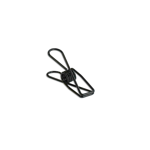 Fish Clips small black