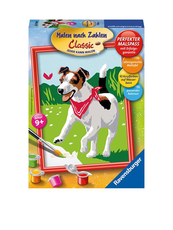 Zum malen hund zahlen nach ausdrucken 61 Ausmalbilder