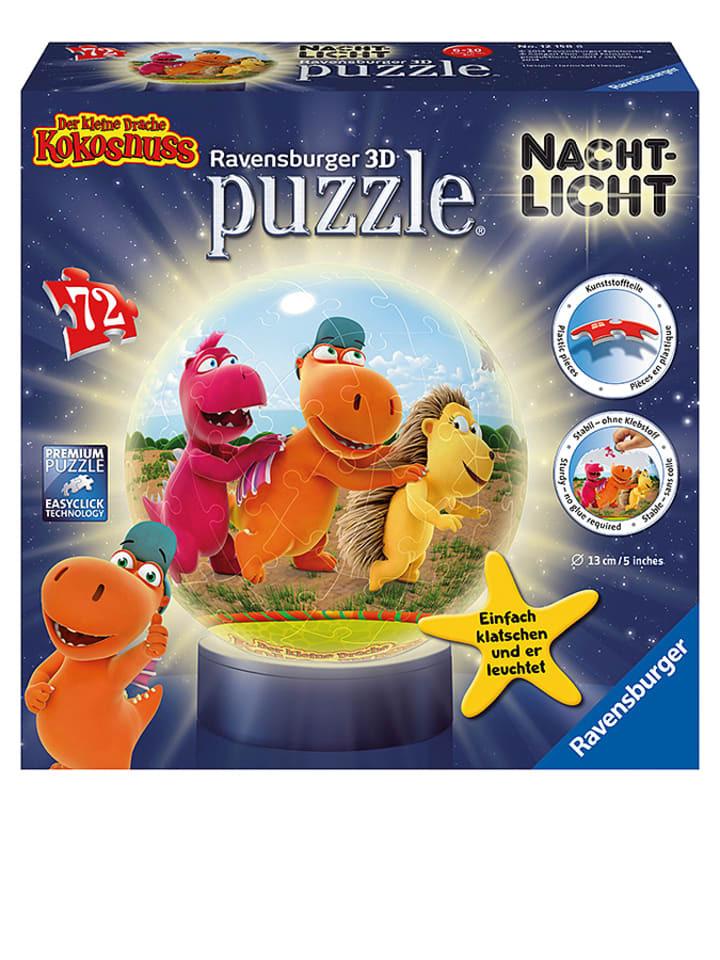 3D Puzzlenachtlicht