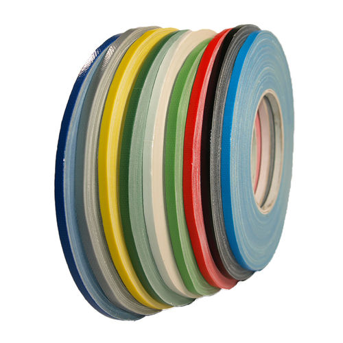 AT159 Gewebeband matt 9mm x 50m Gaffa Tape Klebeband Panzerband