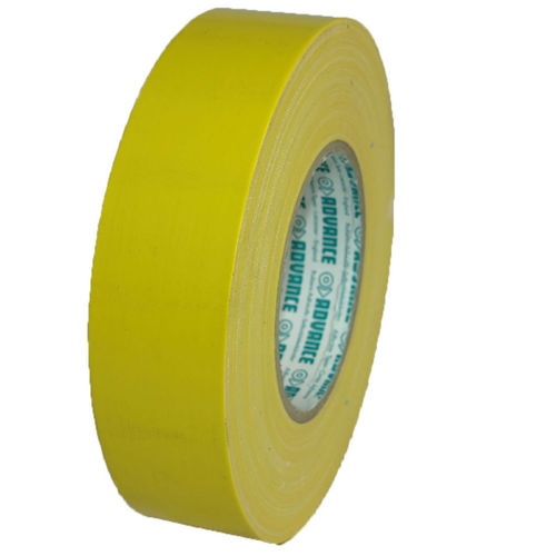 AT180 ARMY Panzerband 38/50/75mm x 50m Gelb wasserdichtes Gewebeband Gaffa Tape