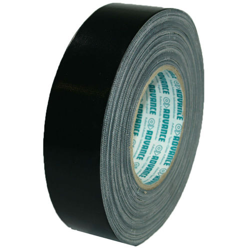 AT180 ARMY Panzerband 38/50/100mm x 50m Schwarz wasserdichtes Gewebeband Gaffa Tape