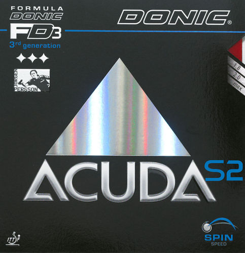 Donic Acuda S2 - T103/E107/K85