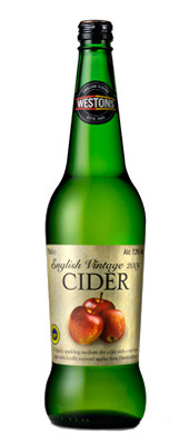 Westons English Vintage Cider