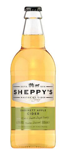 Sheppy's Dabinett