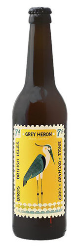 Perry's Grey Heron