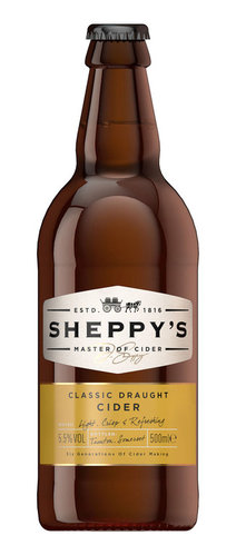 Sheppy's Classic Draught