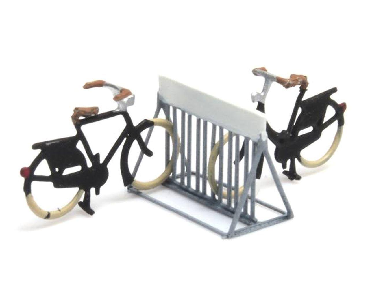 Artitec 316.06 Brotlieferrad Spur N 1:160 Fertigmodell Fahrrad Rad Handbemalt