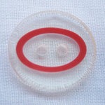 vintagebutton, ellipse, red