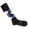USG's »Original Sockies« black / mint / blue
