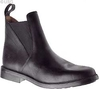 New Allround Black Ankle Boot