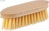 Grooming Brush with wooden backside