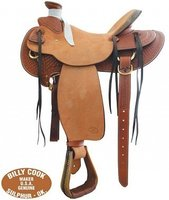 Western/Billy Cook sadlar