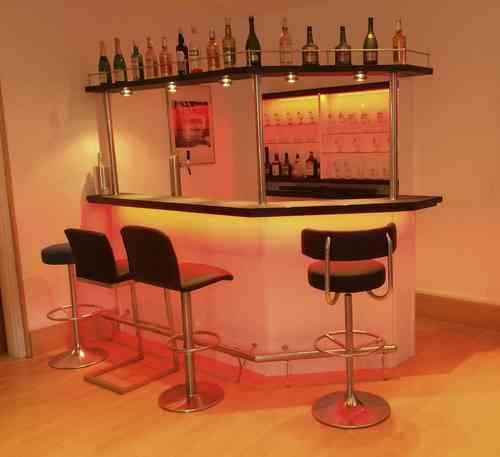hausbar sonderangebote. Black Bedroom Furniture Sets. Home Design Ideas
