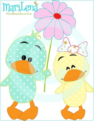 LoveDucks Appli 18x30