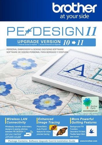 Brother Software PE-Design 11