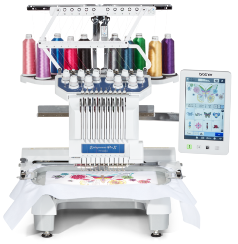 Brother PR1055X Embroidery-Machine