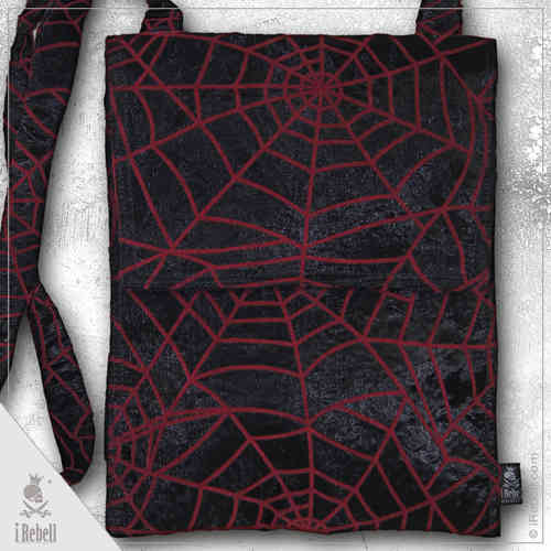 Bag Black Spider