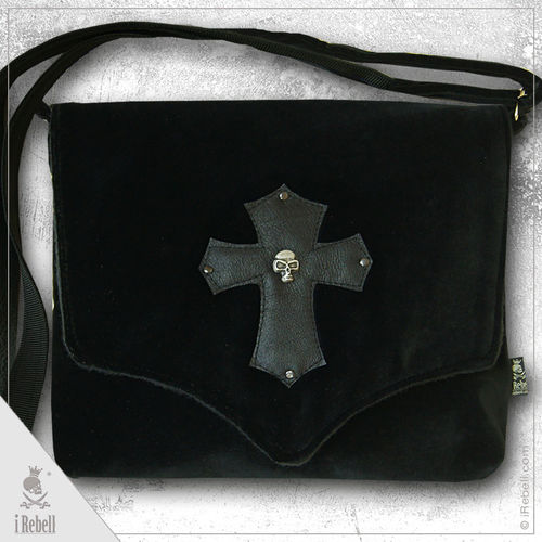 Shoulder bag Dark Cross