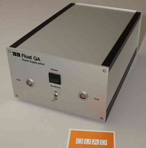 Float QA power supply active