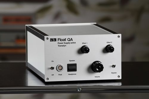 Float QA power supply active Transdyn