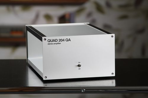 204 QA power amplifier