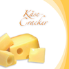 Käse-Cracker