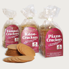 Pizza-Cracker