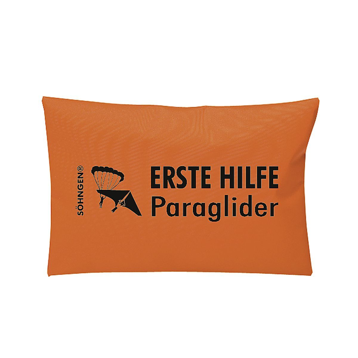 Erste Hilfe Paraglider orange