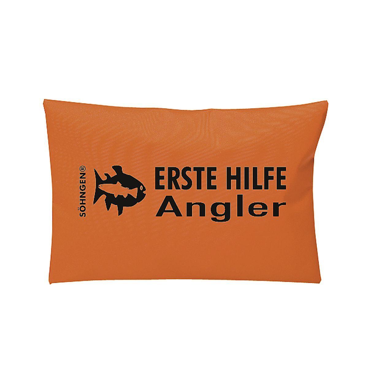 Erste Hilfe Angler orange