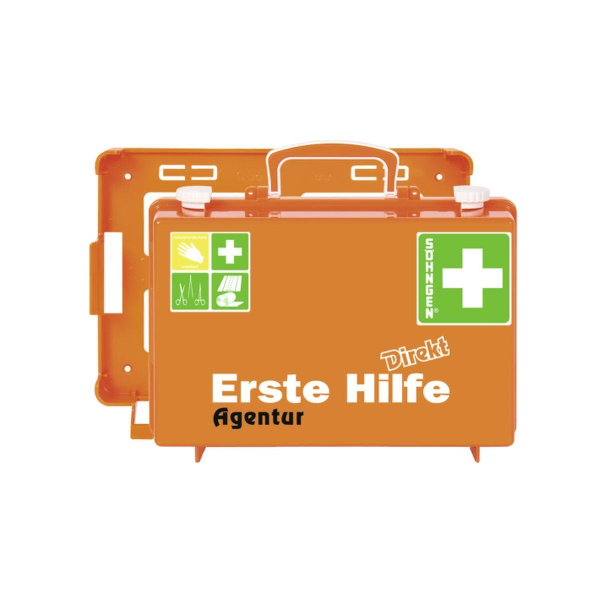 Erste Hilfe Koffer DIN 13157 DIREKT, Agentur