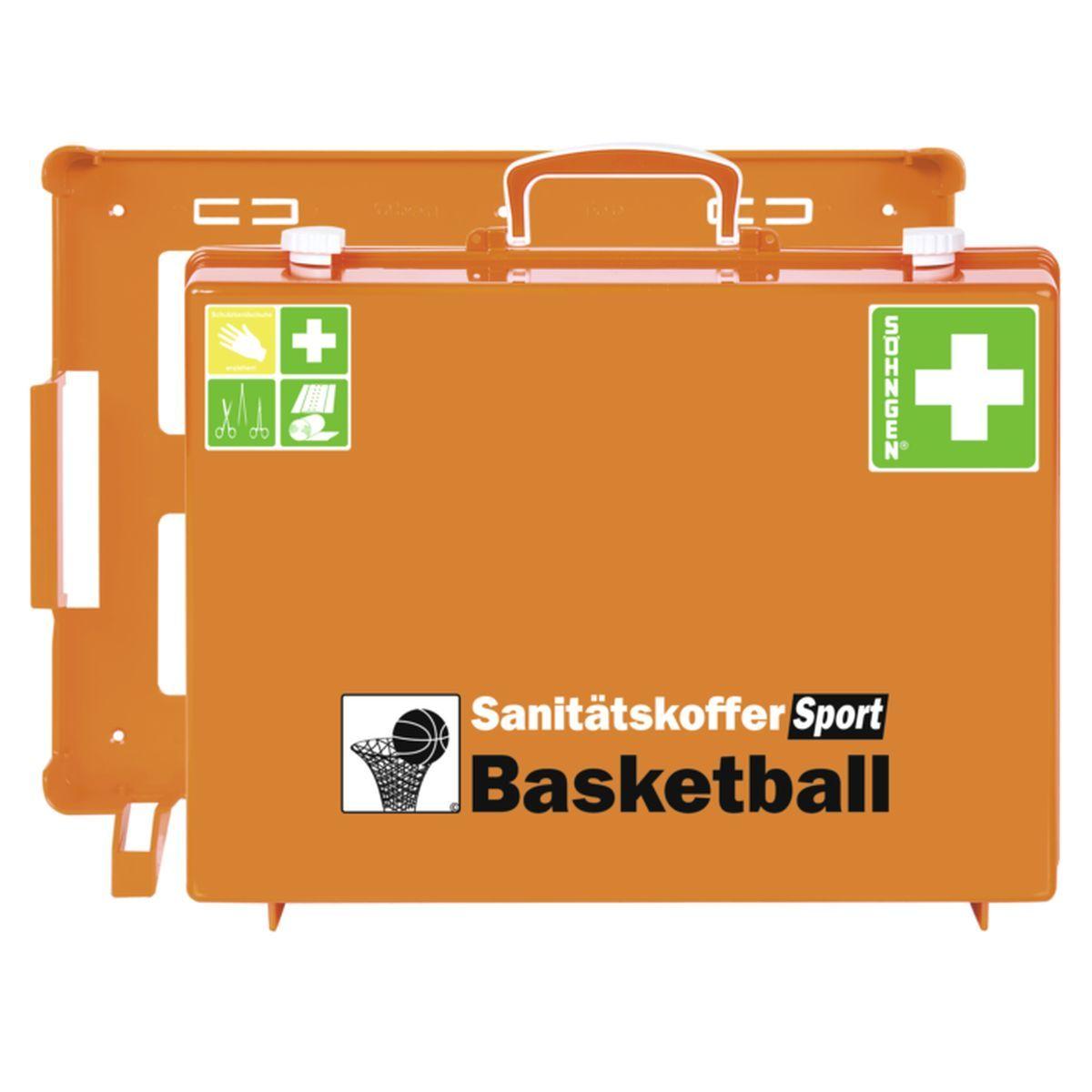 Sanitätskoffer Sport Basketball