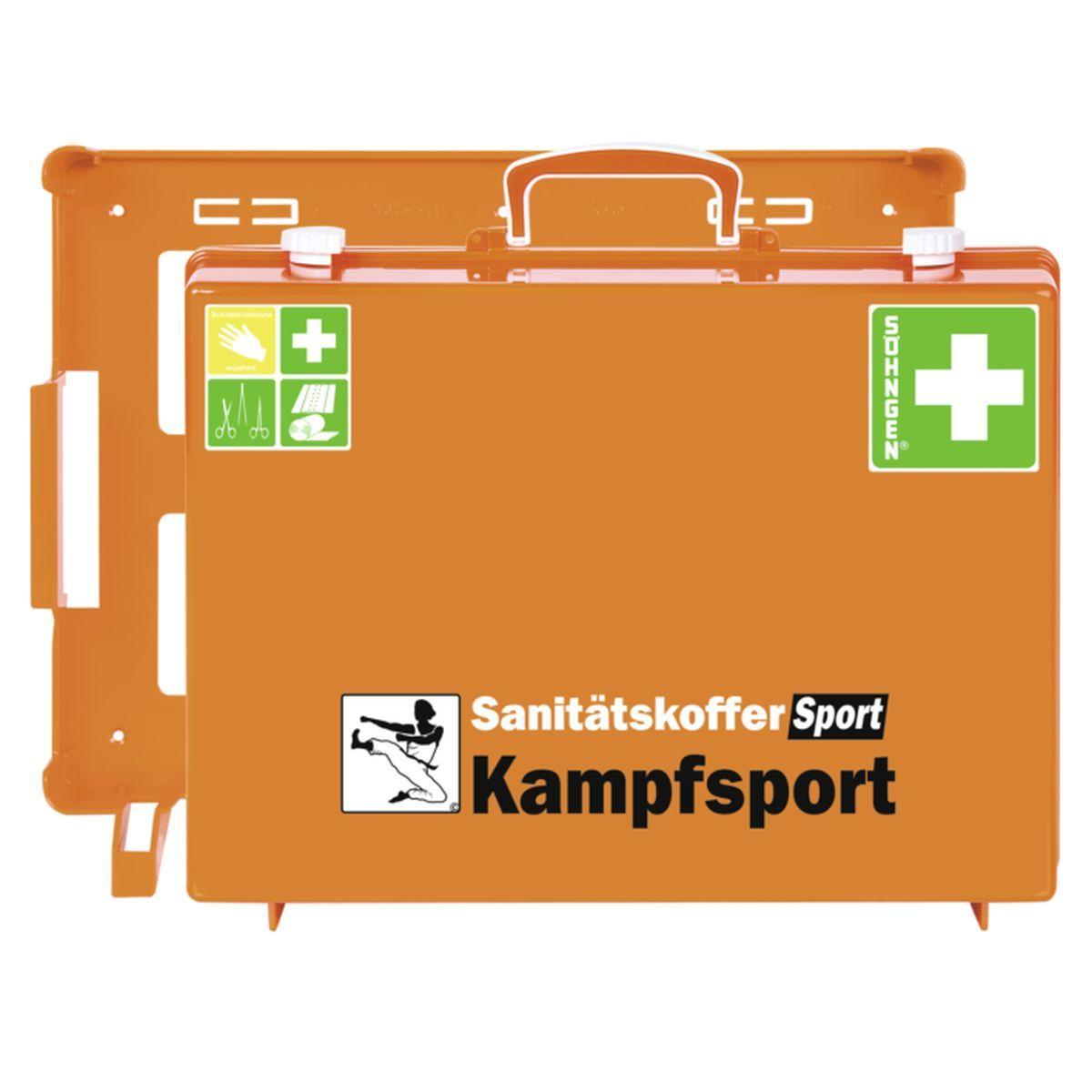 Sanitätskoffer Sport Kampfsport