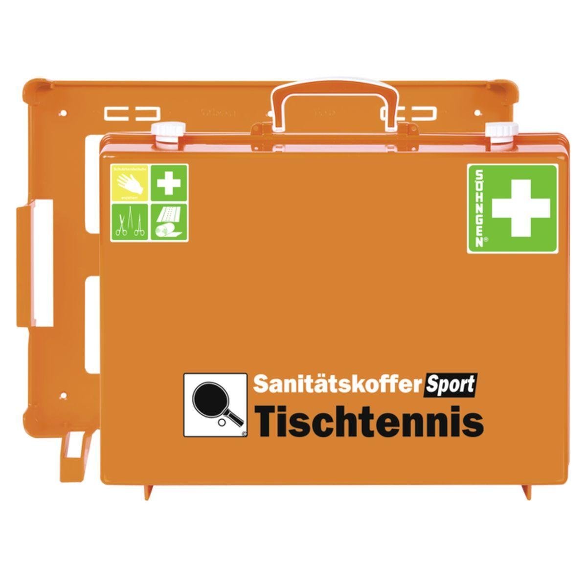 Sanitätskoffer Sport Tischtennis