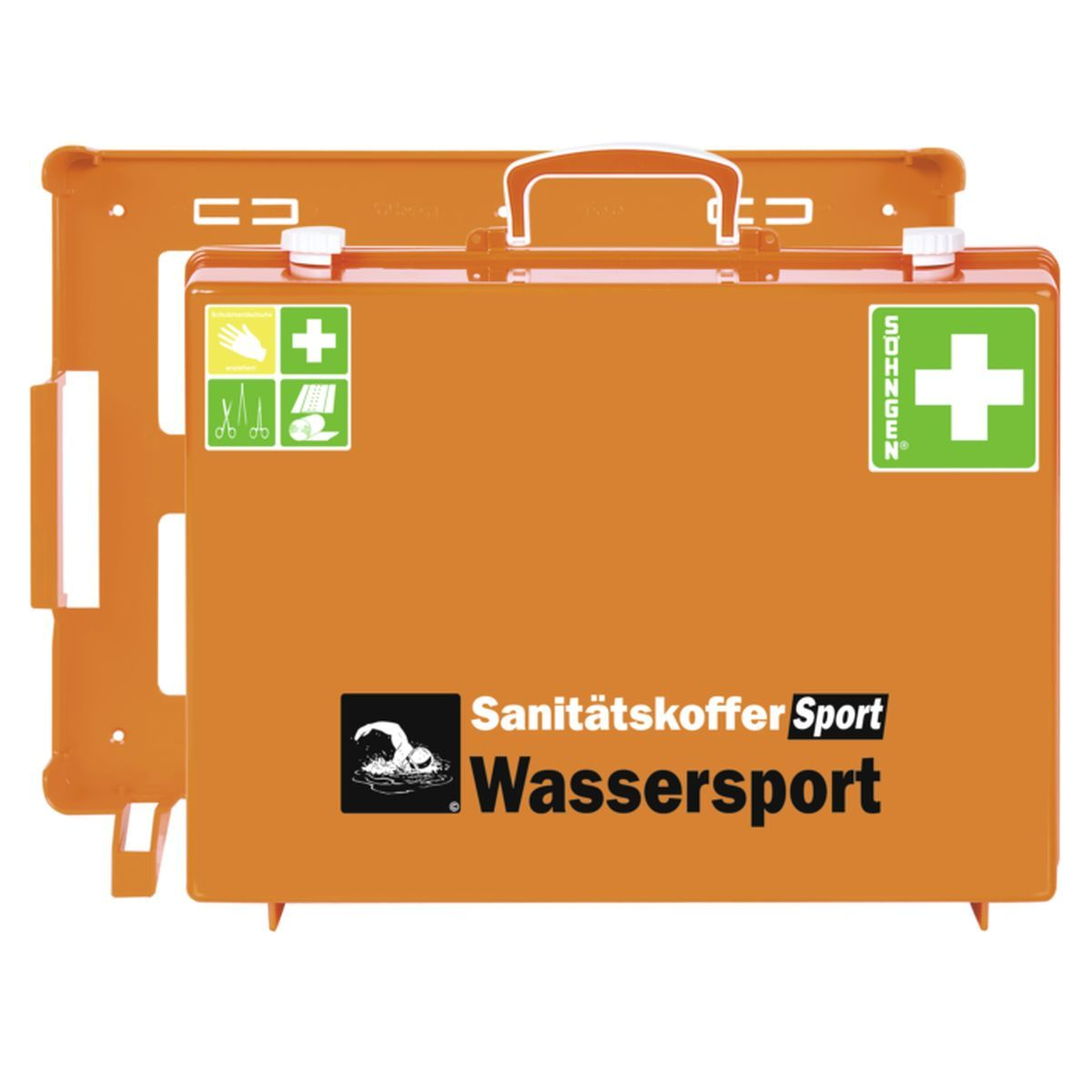 Sanitätskoffer Sport Wassersport