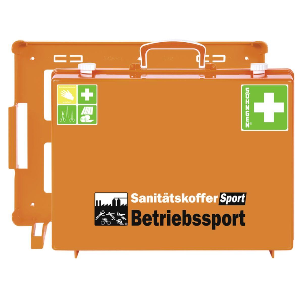 Sanitätskoffer Sport Betriebssport