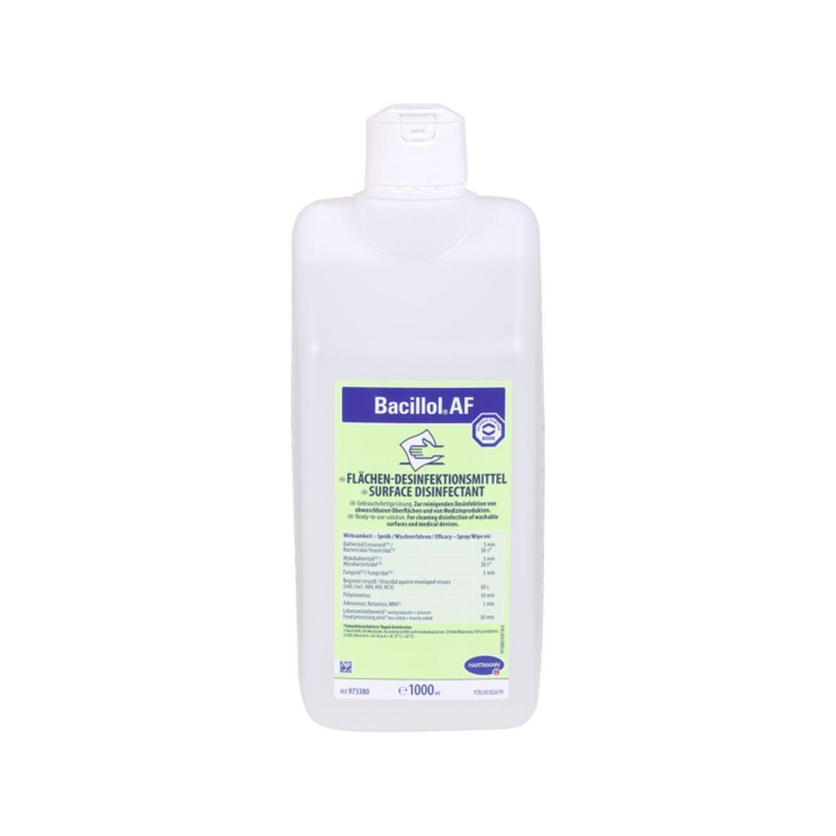 Bacillol AF Nachfüllflasche 1000 ml