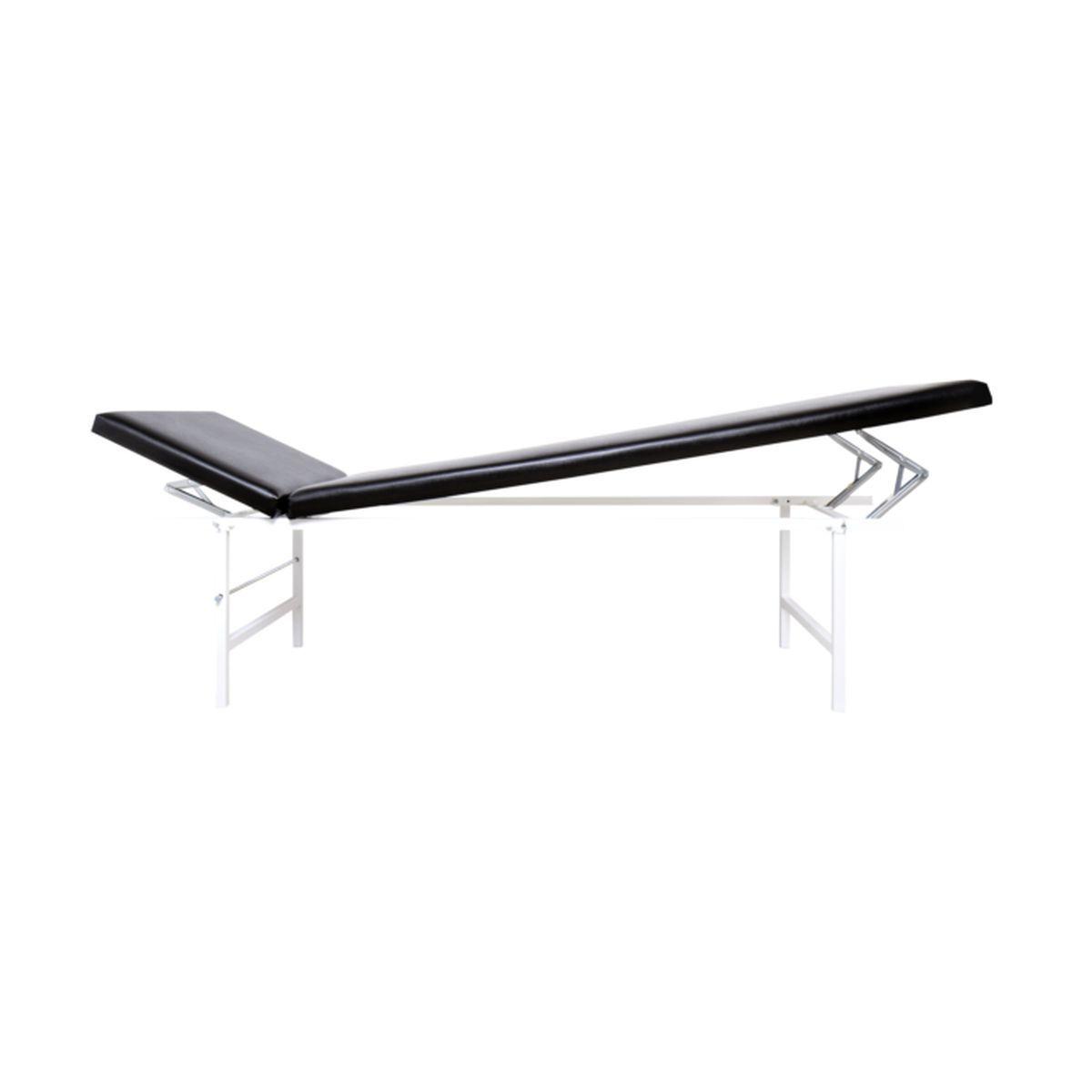 ruheraumliege stahlrohr kopf u fu teil verst ocker online. Black Bedroom Furniture Sets. Home Design Ideas