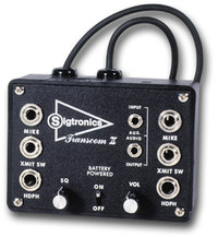 Sigtronics portables 4-Platz Intercom SPO-42