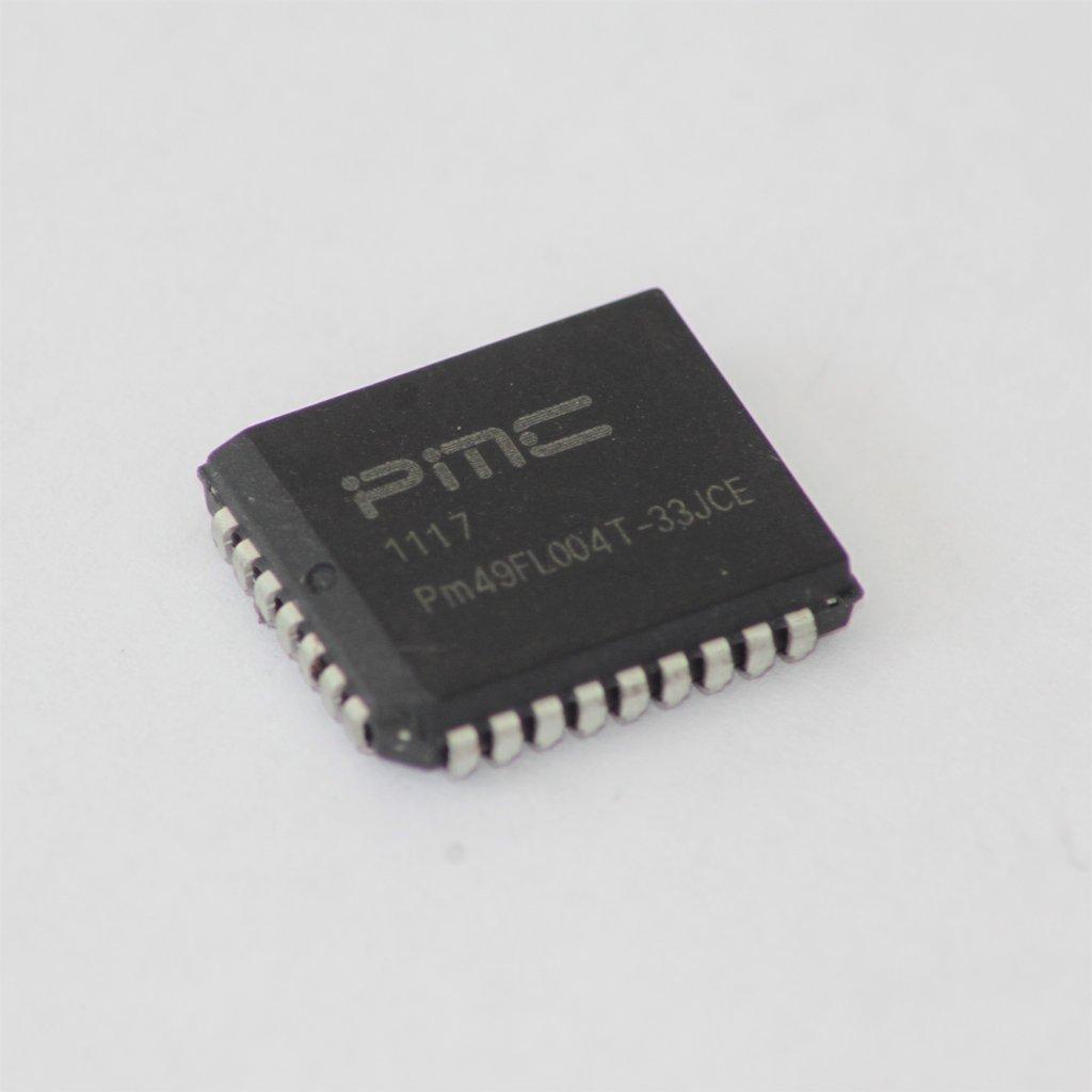 PLCC32 Bios обслуживание замены чипа