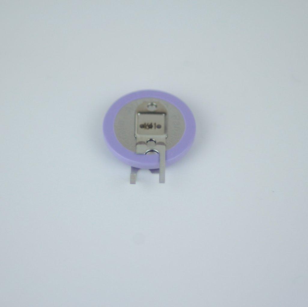Bios Batterie ML1220, zum löten, 3V AKKU Backup Batterie