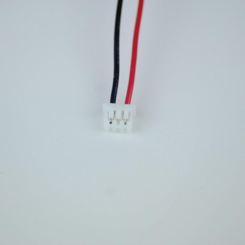 Bios CMOS Batterie, 2,4V verkabelt mit 3pin Stecker