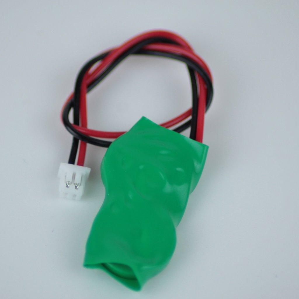 Bios CMOS Batterie, 2,4V verkabelt mit 2pin Stecker