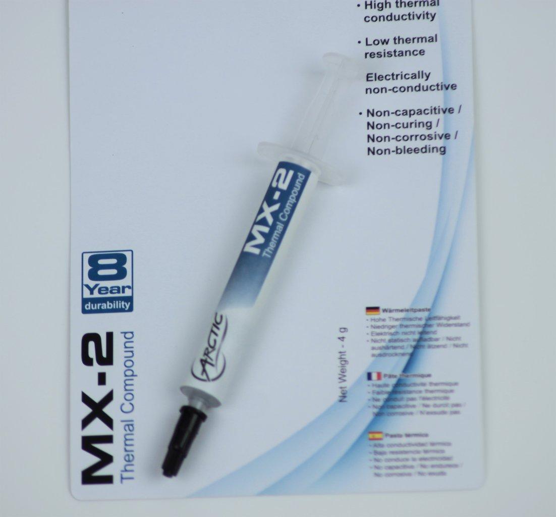 Arctic MX-2 Wärmeleitpaste 4g