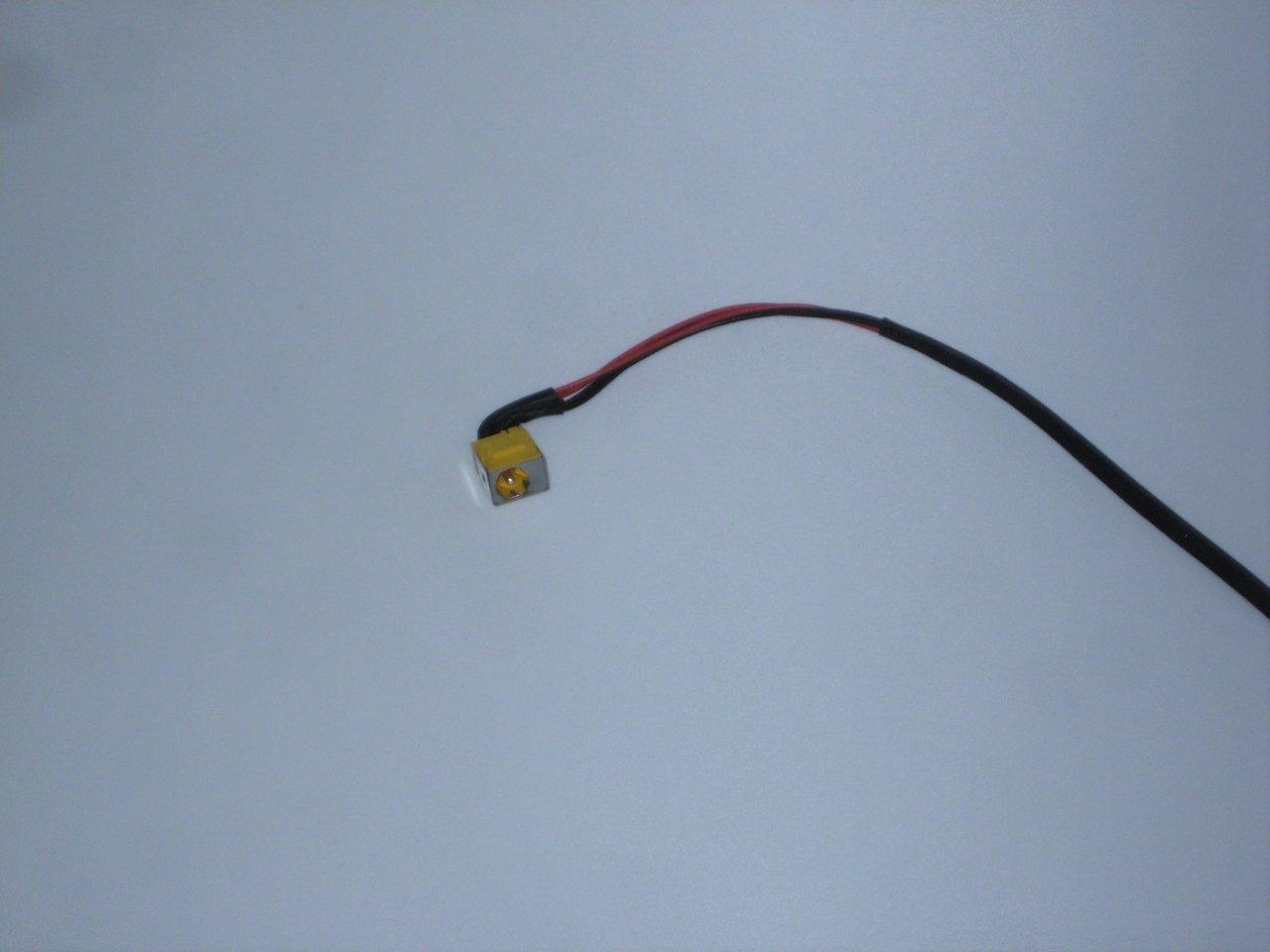 Conector De Energia com Cabo ACER ASPIRE 8920 8930 6935G