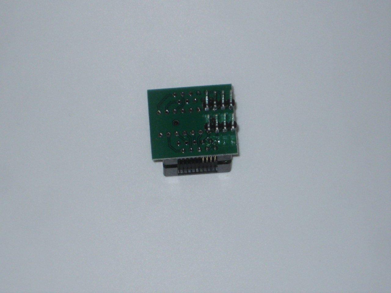 Adaptateur de programmateur DIP pour SOIC-8