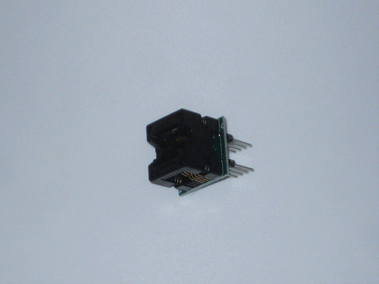 Адаптер DIP для установки микросхем в корпусе SOIC8