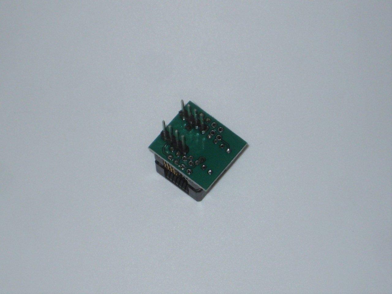 Programmiergerät Adapter DIP zu SOIC8